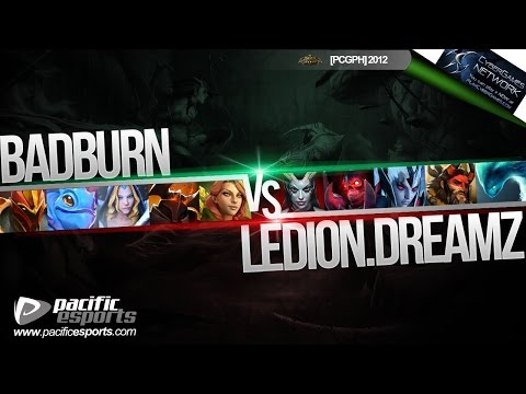 [PCGTPH Playoffs] Badburn vs Ledion Dreamz