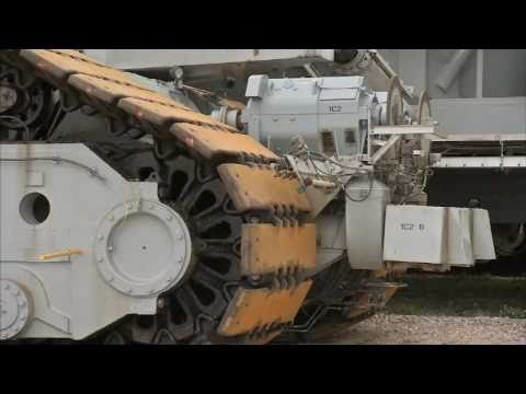 Space Shuttle Era: Crawler Transporter