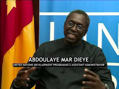 GLOBEWATCH  CRTV  WITH  UNDP ASSISTANT  ADMINISTRATOR PART2