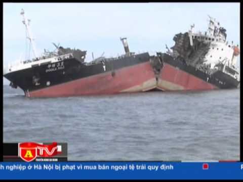 5 người thiệt mạng trong vụ nổ tàu chở dầu tại Hàn Quốc
