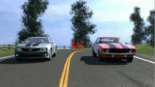 GTA 5 Drag Races Old Cars VS New Cars.mp4
