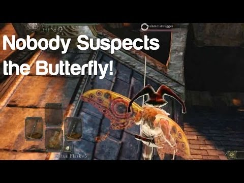 NOBODY SUSPECTS THE BUTTERFLY! - Insane PvP Assassination - Dark Souls 2