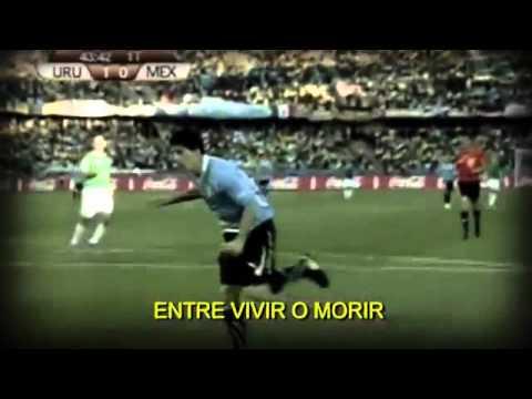 El video que motivó a Uruguay para clasificar al Mundial por Diego Lugano