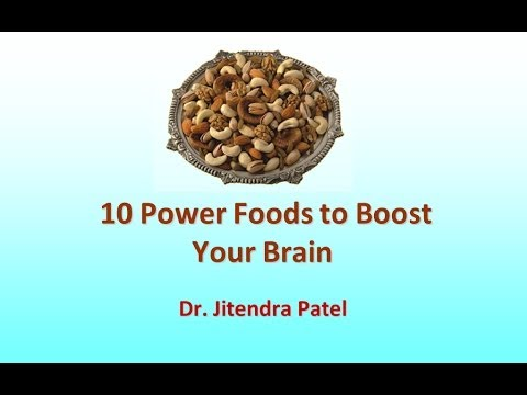 Food to increase memory power and concentration picture 4