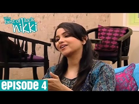 Best Of Luck Nikki - Season 1 - Episode 4 - Disney India (Official)