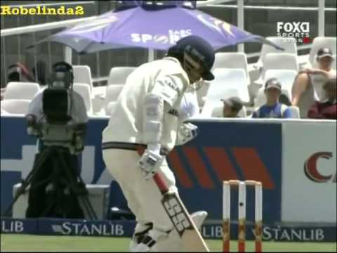 Dale Steyn breaks Sourav Gangulys helmet, embarrasses him   3