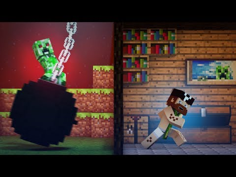 Minecraft paródia - Wrecking Mob