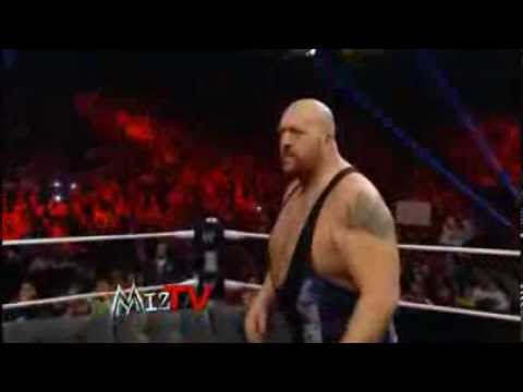 Big Show challenges Brock Lesnar to a Match at Royal Rumble 2014