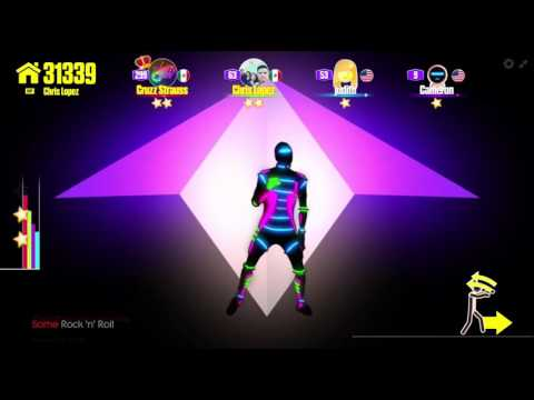 ¡Just Dance Now! - Skrillex - Rock N' Roll (Will Take You To The Mountain)