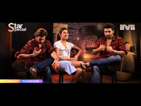 Priyanka Chopra, Ranveer Singh & Arjun Kapoor talk about their upcoming film Gunday Part 1