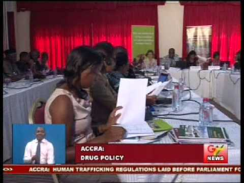 Forum On Drug Policy In West African