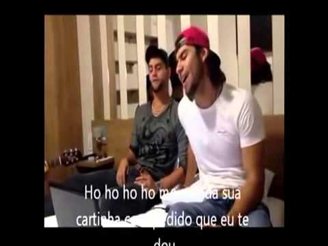 MUNHOZ & MARIANO - PAPAI NOEL DO AMOR (lançamento)
