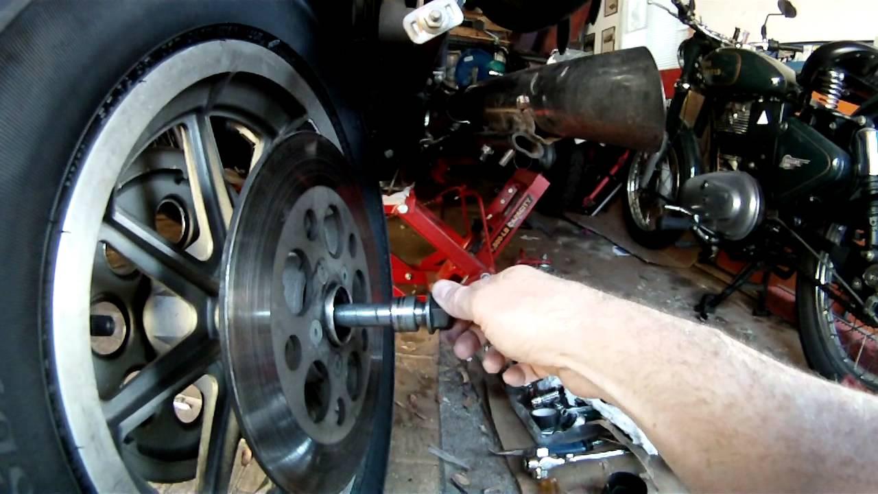 Harley-davidson Rear Axle Reversal