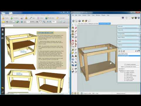 Kreg Jig Storage Bench Plans Furnitureplans