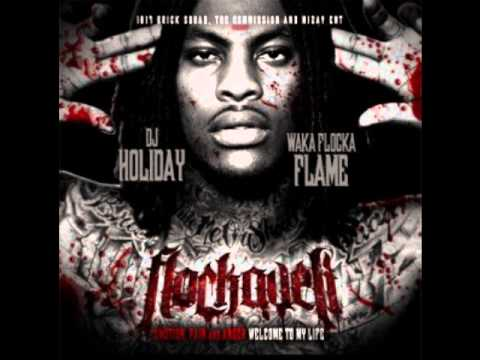 Waka Flocka Flame - Hard in Da Paint Instrumental [Remake]