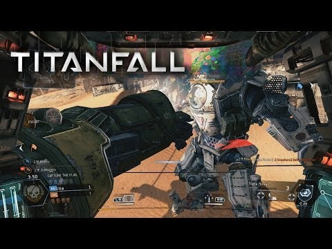 news: Capture the Flag Triple Threat - Titanfall