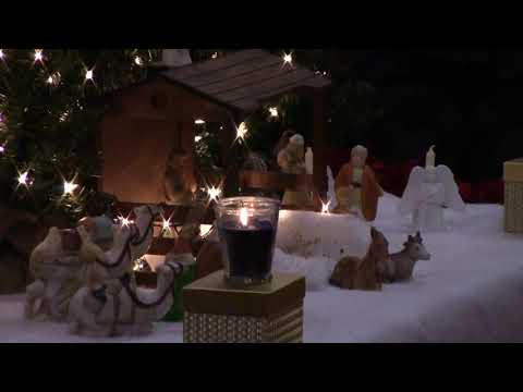 Blue Christmas Prayer Service  12-14-20