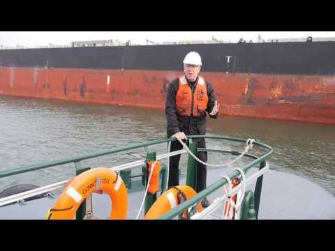 Columbia River Pilots & Foss Maritime: Connor Foss Training Video