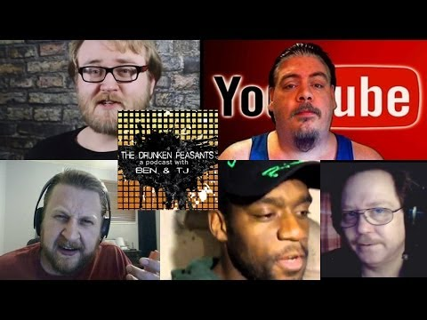 Religion vs Atheism Debate (ft. The Amazing Atheist, Pauls Ego, Etc.)