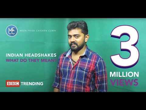 Indian Headshakes | What do they mean?