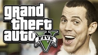 GTA 5 Online FUNTAGE - JACKASS, Intense Fapping, & Epic Jet Fights! (Multiplayer)