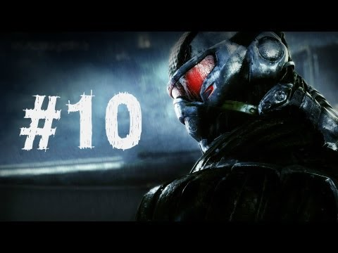 Crysis 3 Gameplay Walkthrough Part 10 - Red Star Rising - Mission 5
