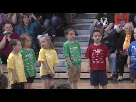 CCRS K Gym Show 4-19-13