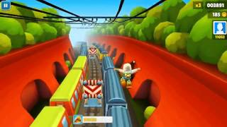 Subway Surfers On Notebook/PC 1366x768 (Acer Aspire 5750ZG