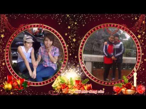 Giáng Sinh Không Nhà-Hồ Quang Hiếu ( Kara + lyrics )