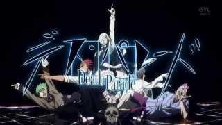 """Death Parade OP / Opening ??·????""""Flyers"""" by BRADIO [HD 720p]"""