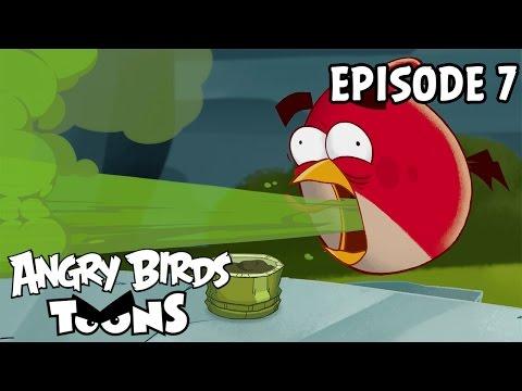 Angry Birds #7 - Gordon Bleugh