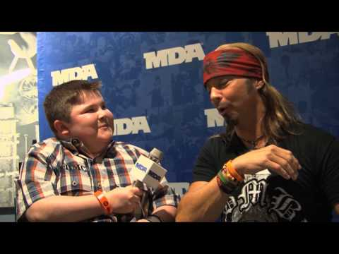 Bryson Foster interview with Bret Michaels
