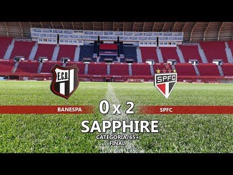 Copa AFIA Espanha - Palma de Mallorca - 2018 Banespa x SPFC Final Sapphire