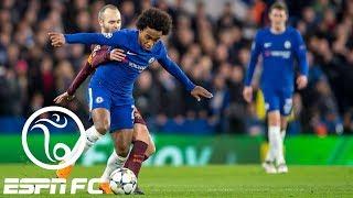 Chelsea earns hard-fought 1-1 Champions League draw vs. Barcelona | ESPN FC