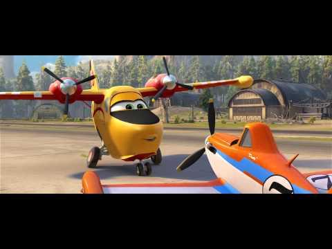 Lietadlá 2 - Záchranári (trailer)