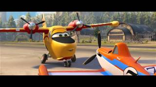 Planes: Fire & Rescue Trailer