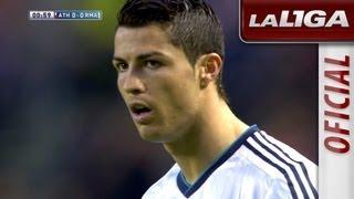 Golazo De Cristiano Ronaldo (0-1) En El Athletic Club