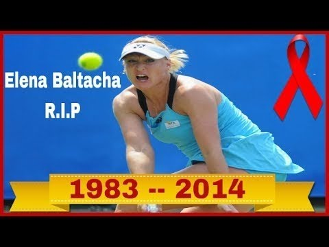 Elena Baltacha Former British Number One Dies Of Liver Cancer | 5 May 2014