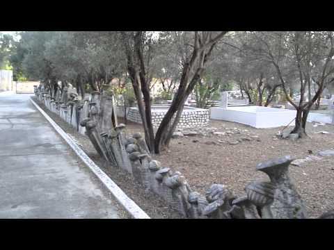 ισλαμικό νεκροταφείο - Κως مقابر إسلامية في جزيرة كوس