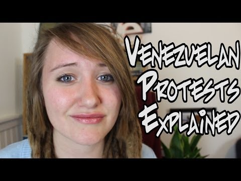 Venezuelan Protests Explained