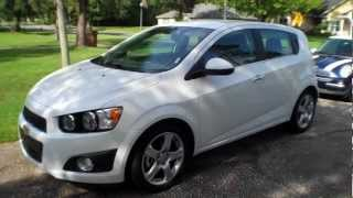 2013 Chevy Sonic LTZ Walk Around