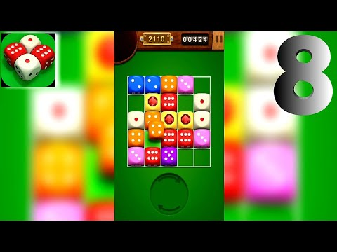 Dicedom - Merge Puzzle Part-8 (by Fun Free Fun) || Dicedom Merge Puzzle Highest Score