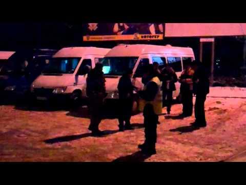 Poliţia rutieră vînează noaptea la staţia terminus