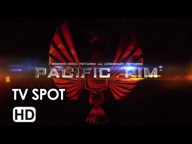 Pacific Rim TV SPOT - Opens Tomorrow (2013) - Guillermo del Toro Movie HD