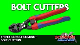 KNIPEX CoBolt Compact Bolt Cutters