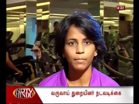 workout victim (tamil) - Gymming seg-1
