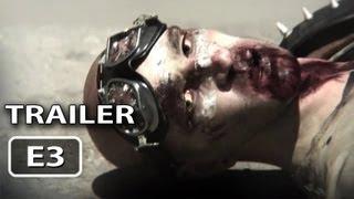 MAD MAX Trailer (E3 2013)