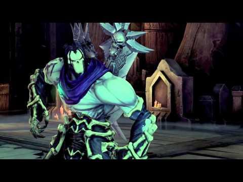 Darksiders 2 новые скриншоты и геймплей