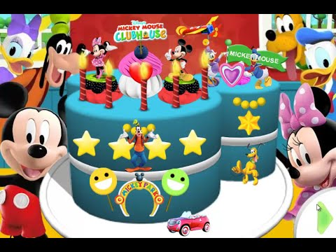 Mickey Mouse Clubhouse (2015) Full Episodes - Disney Junior Happy Birthday Party