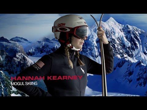 Hannah Kearney -- Mogul Skier